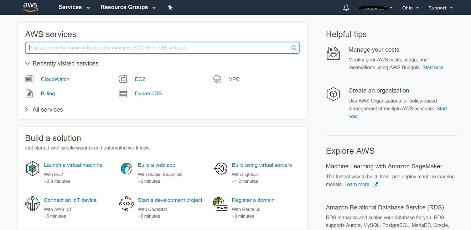 วิธีสมัครใช้งาน AWS (Amazon Web Services Cloud) ฟรี