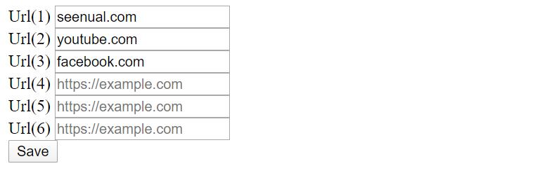 Javascript แสดงค่าจาก input ฟอร์มที่ชื่อเดียวกัน เก็บเป็น array