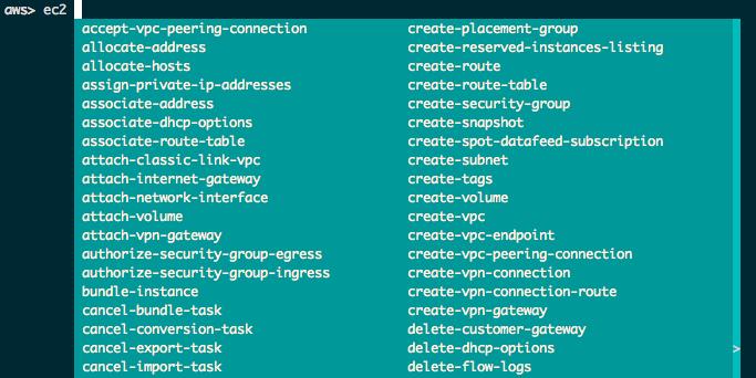 วิธีใช้งาน awscli หรือ AWS Command Line Interface
